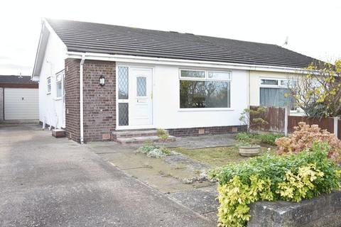 2 bedroom semi-detached bungalow to rent - Maes Derwen, Rhuddlan