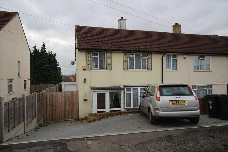 3 Bedrooms End Of Terrace House for sale in Langlands Drive, Darenth