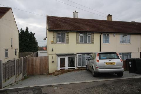 3 bedroom end of terrace house for sale - Langlands Drive, Darenth