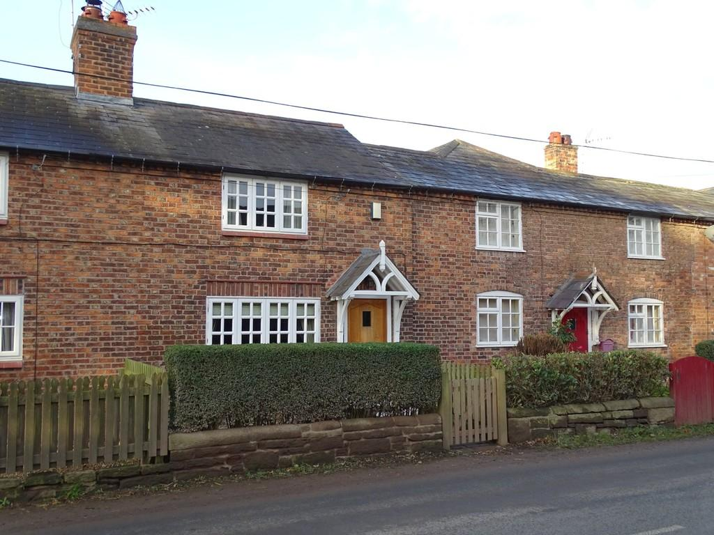 2 Bedrooms Terraced House for sale in Crewe By Farndon, Chester
