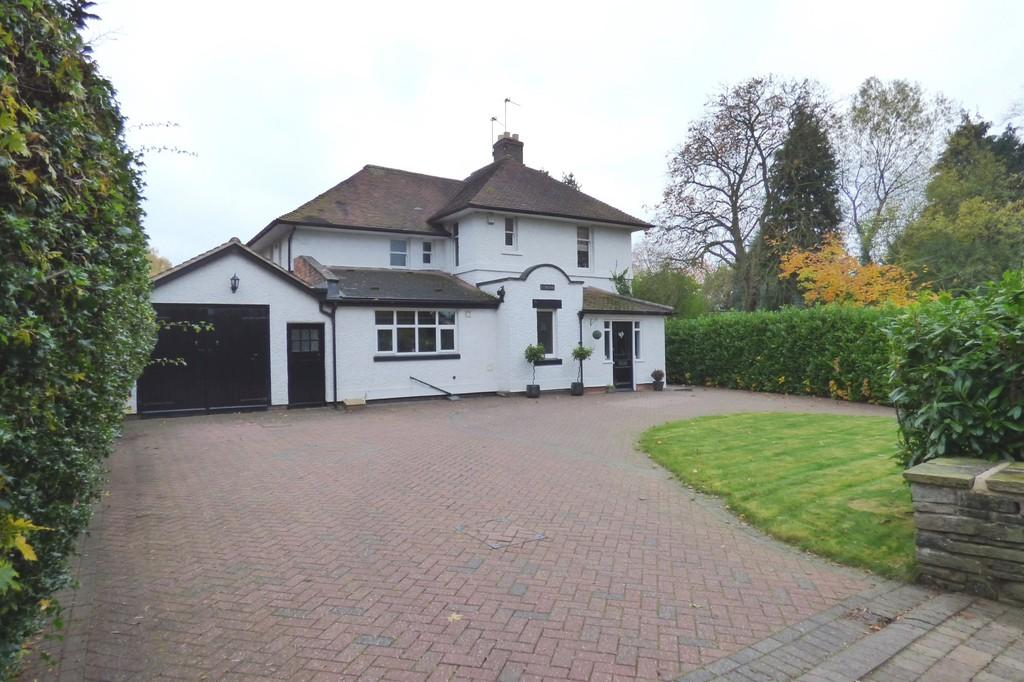 4 Bedrooms Detached House for sale in Radford Rise, Stafford
