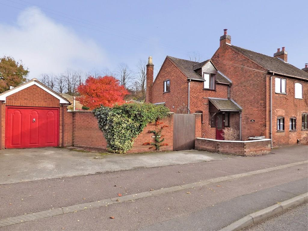 3 Bedrooms Semi Detached House for sale in Upper St. John Street, Lichfield