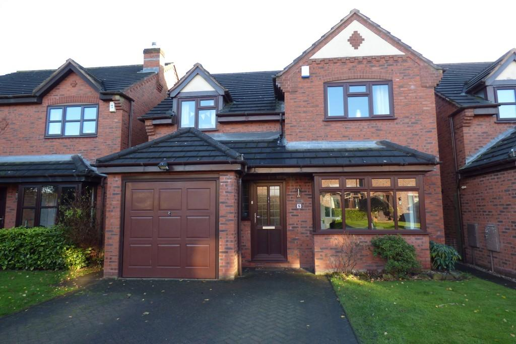 4 Bedrooms Detached House for sale in Outwoods Green, Weston, Stafford