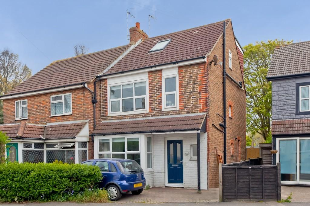 4 Bedrooms Semi Detached House for sale in Portslade