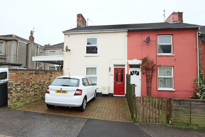 2 Bedrooms End Of Terrace House for sale in Southwell Road, Lowestoft