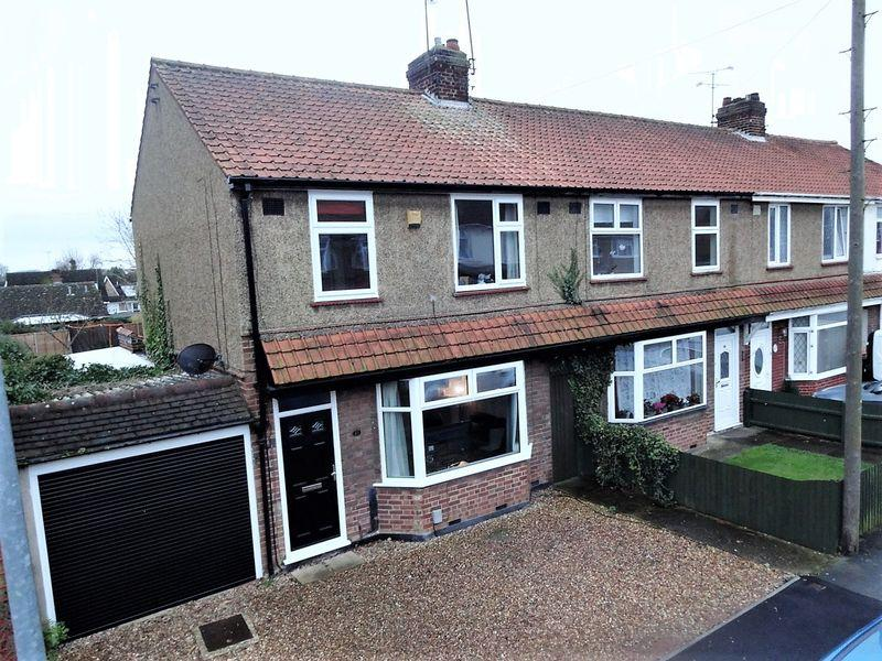 3 Bedrooms End Of Terrace House for sale in St Michaels Avenue, Houghton Regis
