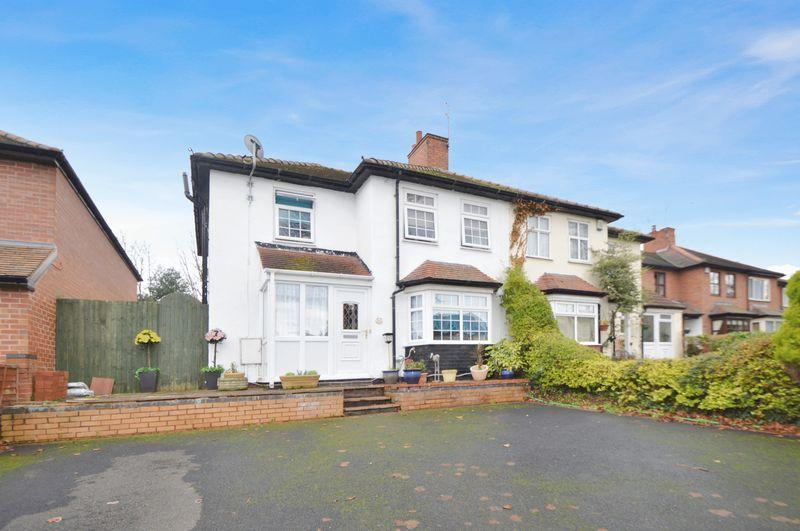 3 Bedrooms Semi Detached House for sale in Park Road, Wollaston