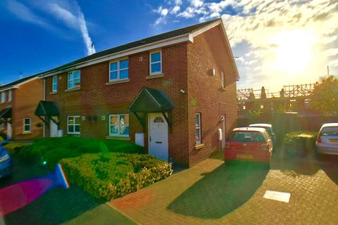 3 bedroom semi-detached house for sale - May Blossom Walk, Spalding, PE11