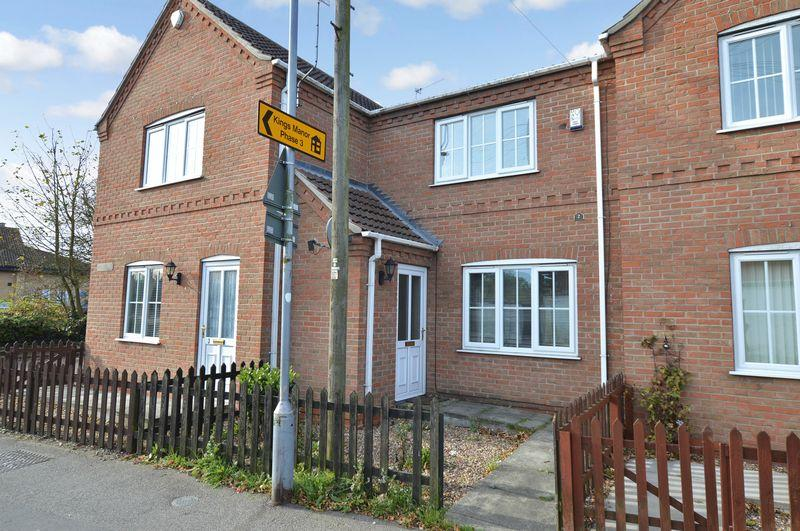 2 Bedrooms Terraced House for sale in 2 Veall Court, Coningsby LN4 5GN