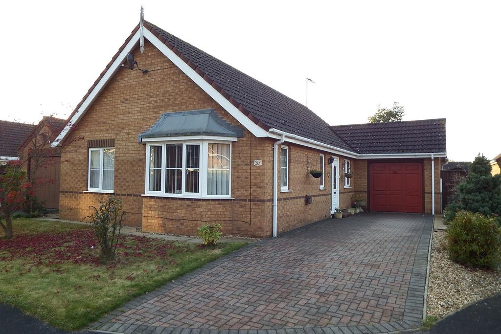 3 Bedrooms Detached Bungalow for sale in Market Rasen Way, Holbeach, PE12
