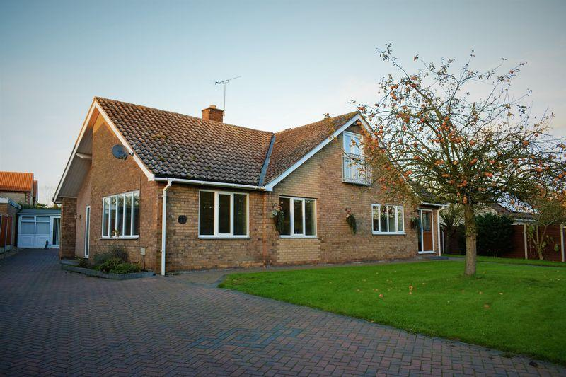 4 Bedrooms Detached Bungalow for sale in Beck Lane, Appleby, DN15