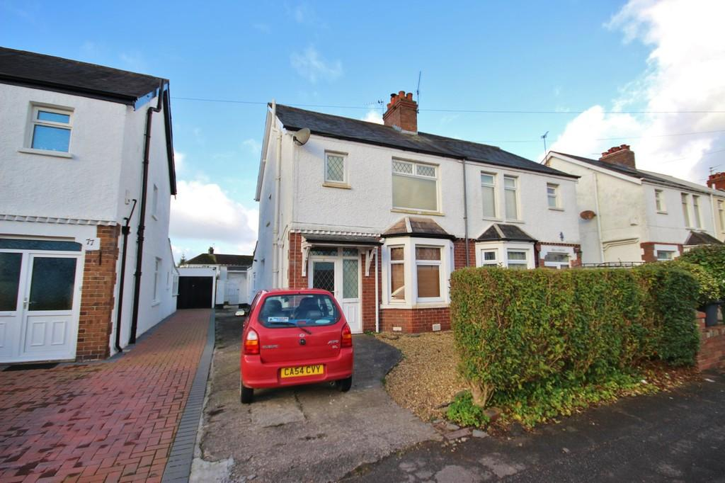 3 Bedrooms Semi Detached House for sale in Heol Don, Whitchurch, Cardiff