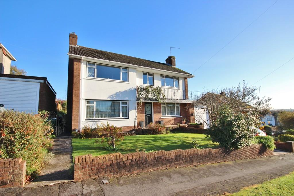 4 Bedrooms Detached House for sale in Heol Y Coed, Rhiwbina, Cardiff