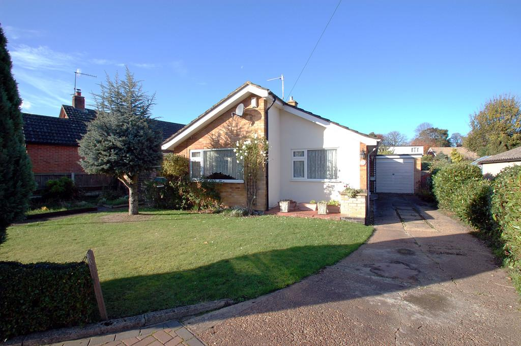 2 Bedrooms Detached Bungalow for sale in Marshgate, North Walsham