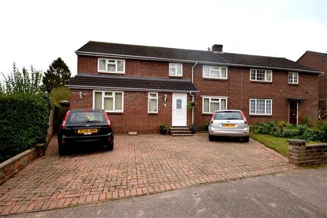 5 Bedrooms Semi Detached House for sale in Great Park, Kings Langley