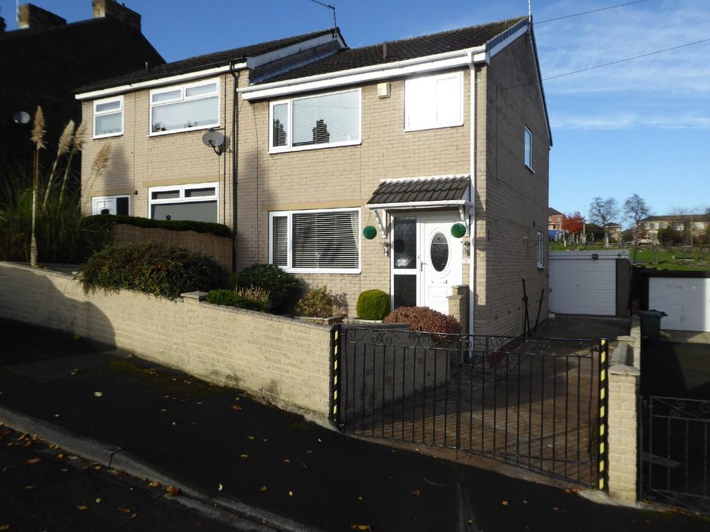 3 Bedrooms Semi Detached House for sale in Westfield Avenue, Earlsheaton