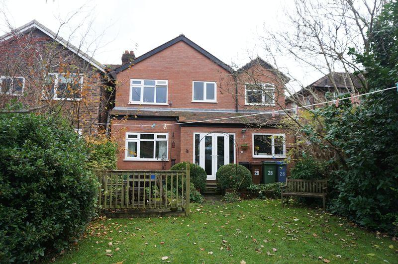 5 Bedrooms Semi Detached House for sale in Dundonald Road, Cheadle Hulme