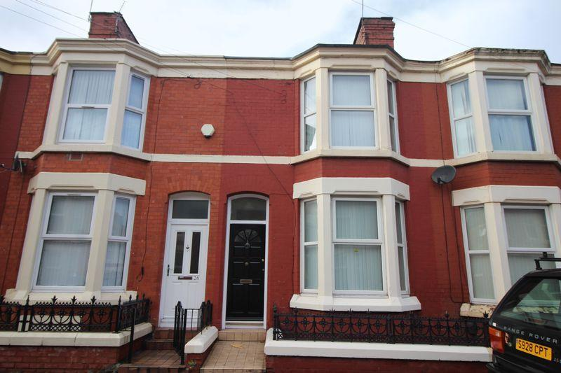 3 Bedrooms Terraced House for rent in Albert Edward Road, Liverpool