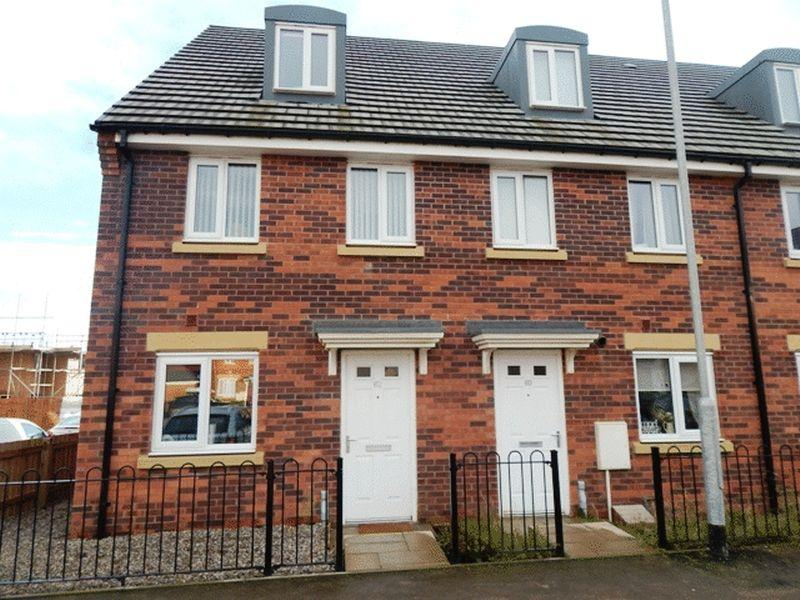 3 Bedrooms Town House for sale in Haggerston Road, Crofton Grange, Blyth