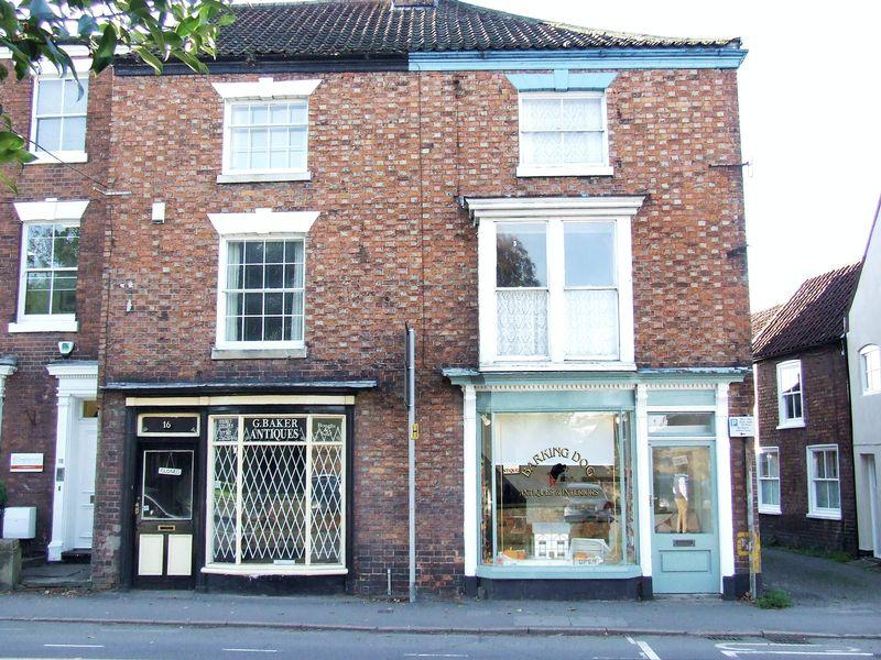 3 Bedrooms Terraced House for sale in South Street, Horncastle