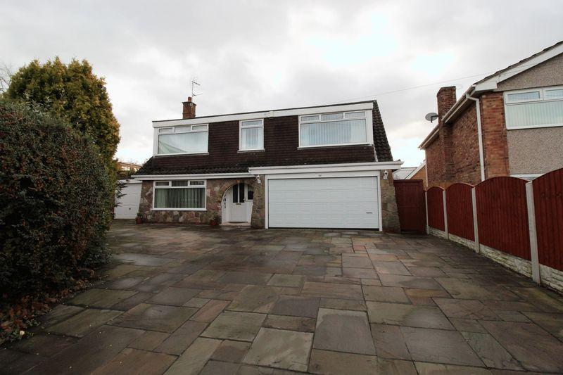 5 Bedrooms Detached House for sale in Bromley Close, Lower Heswall