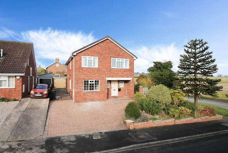 4 Bedrooms Detached House for sale in Hill View, Boroughbridge