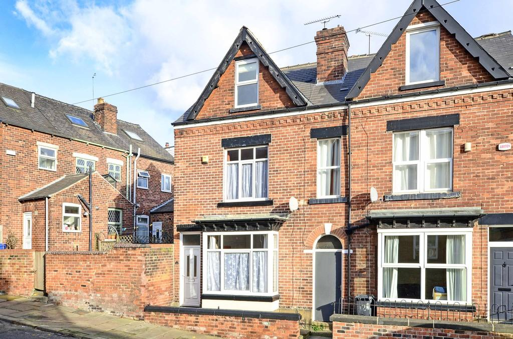 3 Bedrooms End Of Terrace House for sale in Bransby Street, Walkley