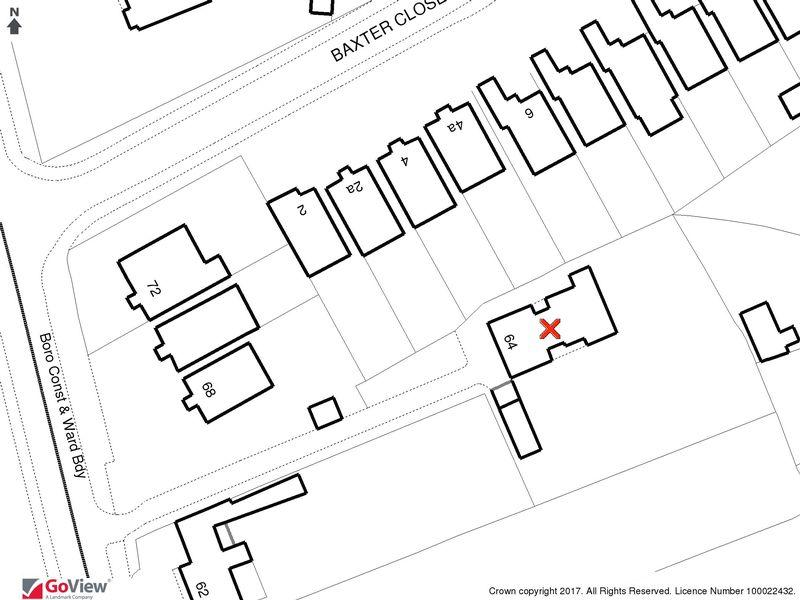 Plot Map with 200ft