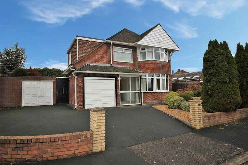 4 Bedrooms Detached House for sale in Ellesmere Drive, Shrewsbury