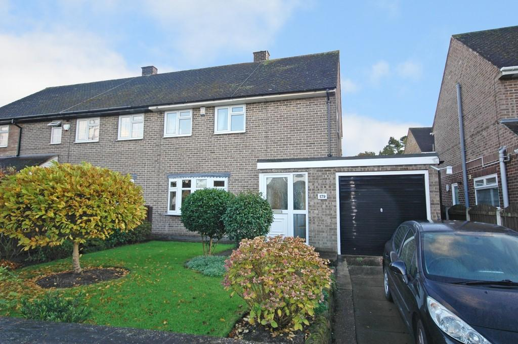 3 Bedrooms Semi Detached House for sale in Shay Lane, Walton