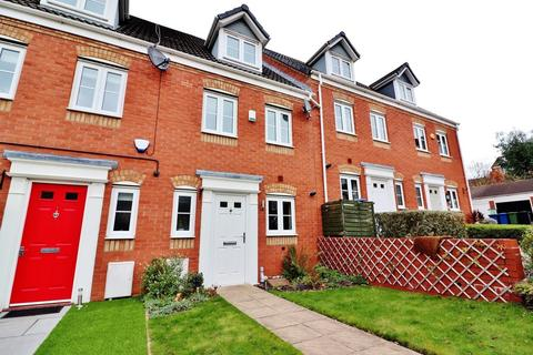 3 bedroom townhouse for sale - Russell Close, Wilnecote