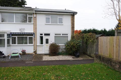 3 bedroom end of terrace house to rent - The Wicket, Hythe