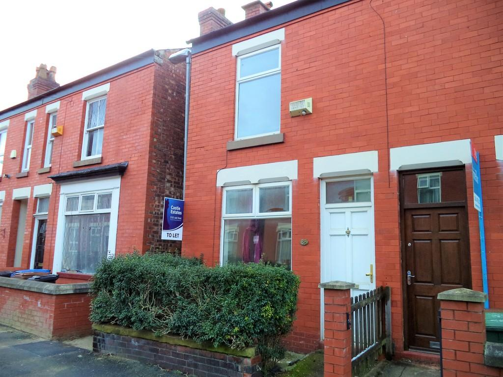 2 Bedrooms End Of Terrace House for rent in Ladysmith Street, Shaw Heath
