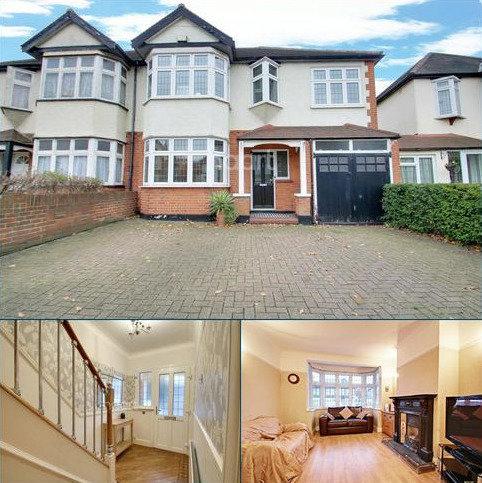 5 bedroom semi-detached house for sale - Heath Park Road, Gidea Park