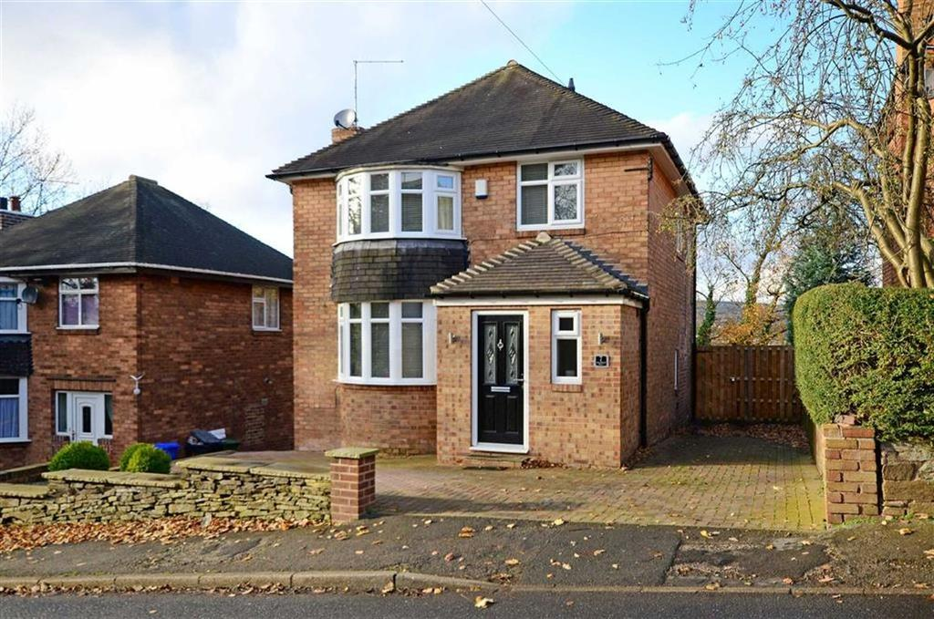 3 Bedrooms Detached House for sale in 7, Woodland Place, Totley, Sheffield, S17