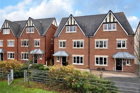 5 bedroom semi-detached house for sale - 7, Auvergne Drive, High Town, Bridgnorth, Shropshire, WV16