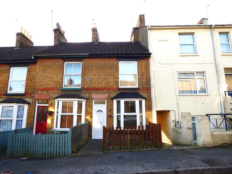 2 Bedrooms Terraced House for sale in Charlton Street Maidstone Kent, ME16 8LB
