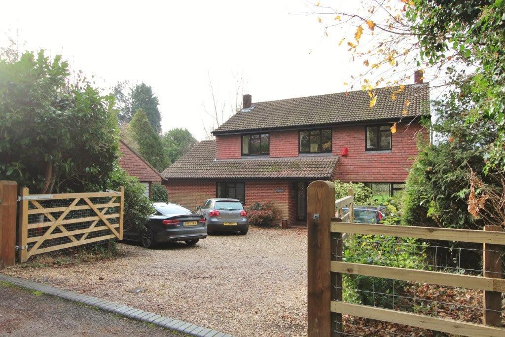 4 Bedrooms Detached House for sale in Chapel Lane, Curdridge SO32
