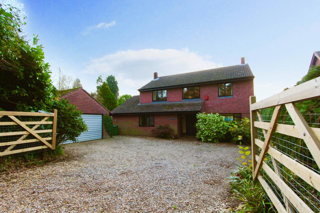 4 Bedrooms Detached House for sale in Chapel Lane, Curdridge SO32