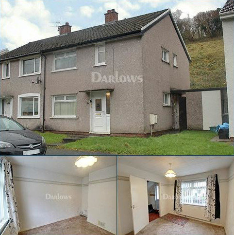 3 bedroom semi-detached house for sale - Merthyr Tydfil