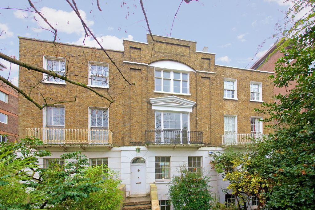 4 Bedrooms Terraced House for sale in Haverstock Hill, Belsize Park, NW3