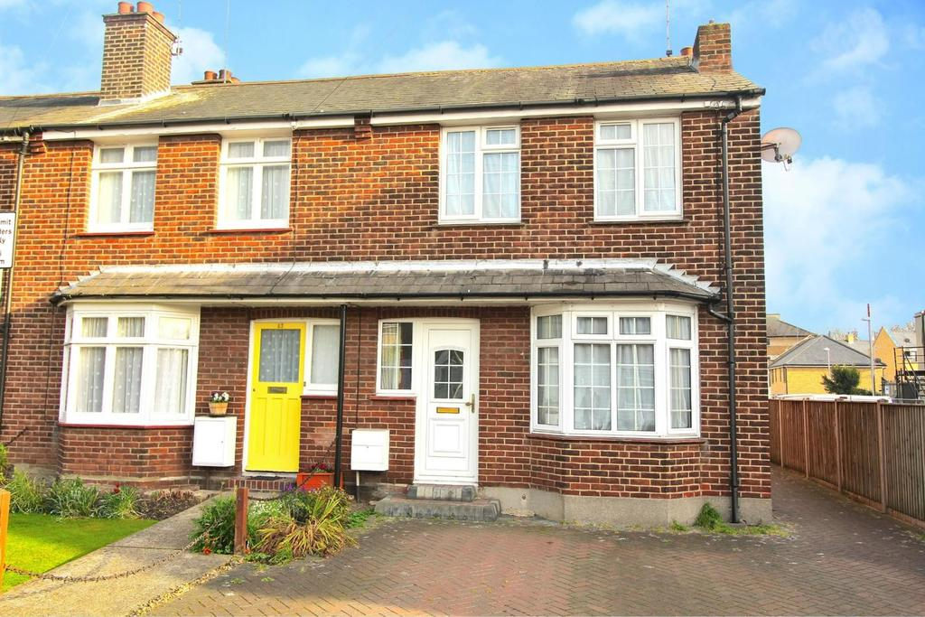 2 Bedrooms End Of Terrace House for sale in Coval Lane, Chelmsford, Essex, CM1