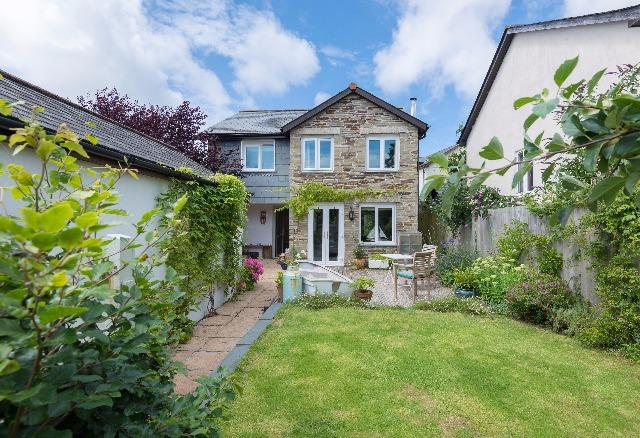 3 Bedrooms House for sale in The Mizzen, Trelights, Port Isaac