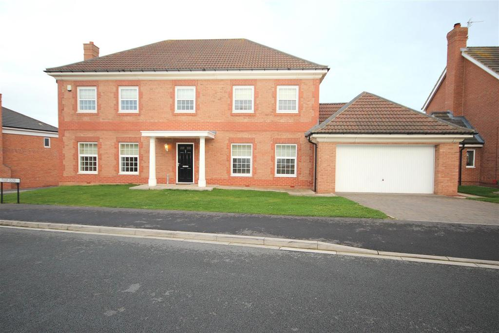 5 Bedrooms Detached House for sale in Tulip Close, Bishop Cuthbert, Hartlepool