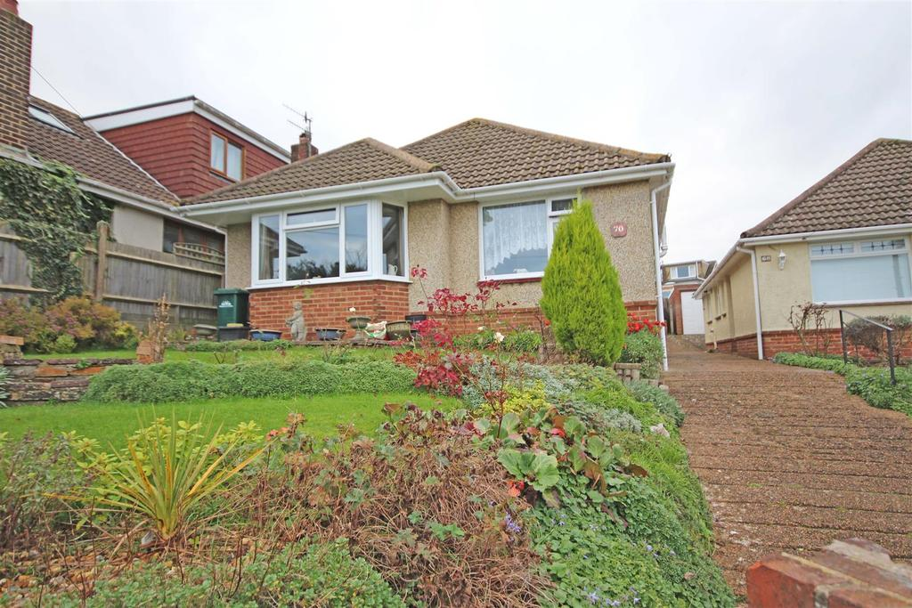 3 Bedrooms Detached Bungalow for sale in Fernwood Rise, Westdene, Brighton