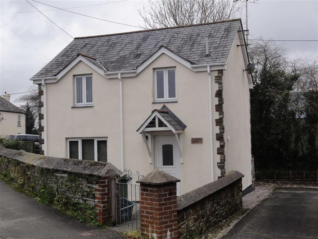 2 Bedrooms Detached House for sale in Hallwill Junction, Halwill Junction Beaworthy, Devon, EX21
