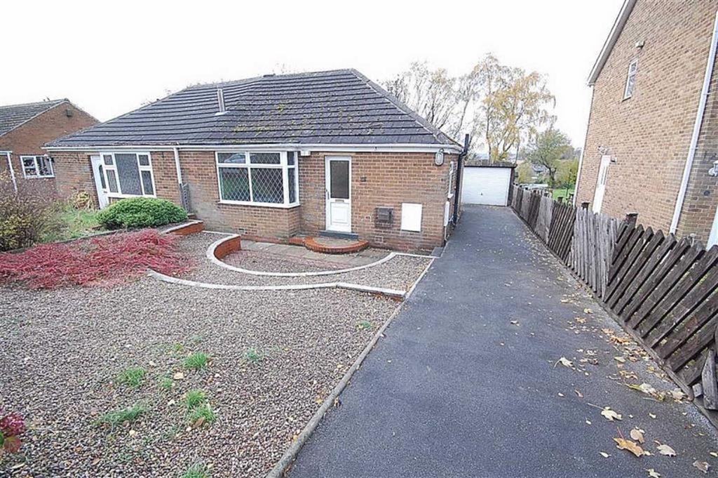 2 Bedrooms Semi Detached Bungalow for sale in Nunroyd, Heckmondwike, WF16