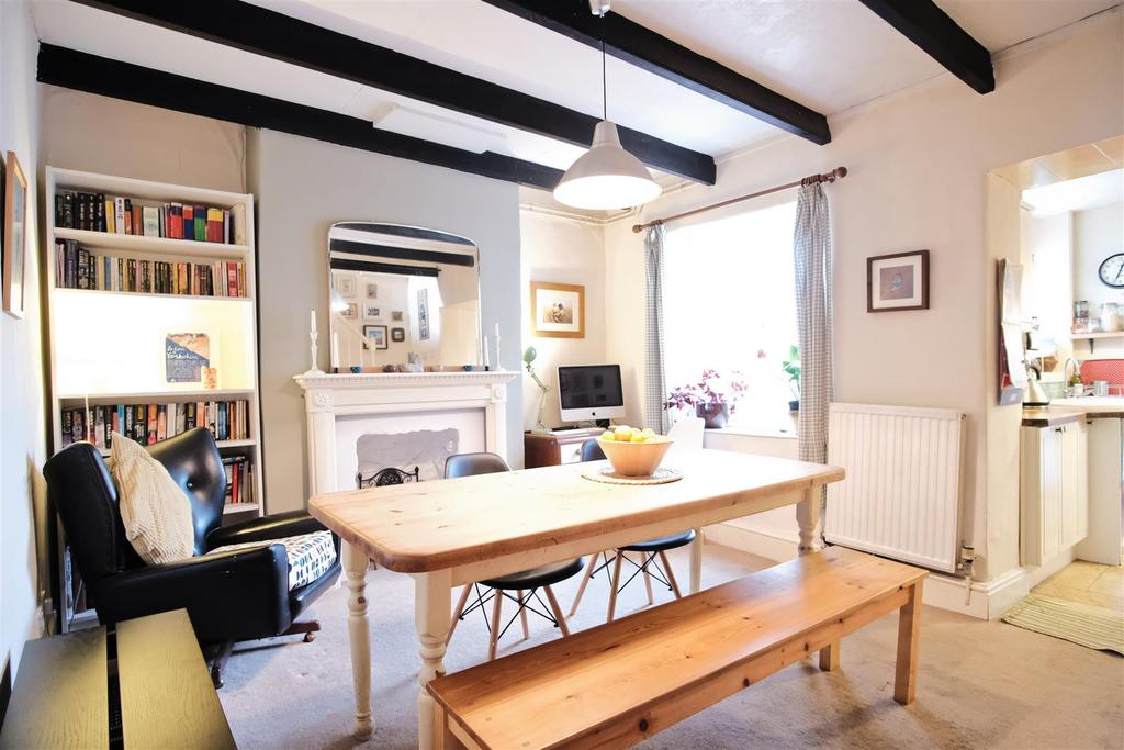 2 Bedrooms Terraced House for sale in Richmond Hill, Truro