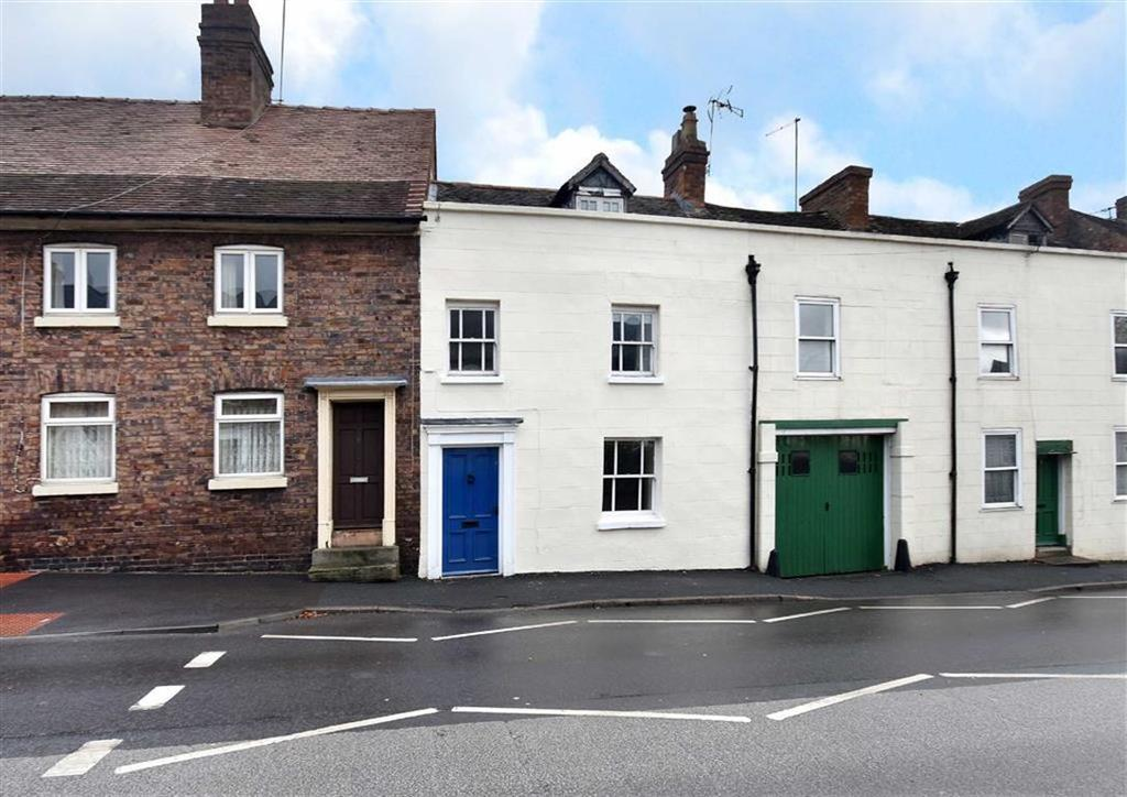 2 Bedrooms Town House for sale in 5, Salop Street, High Town, Bridgnorth, Shropshire, WV16