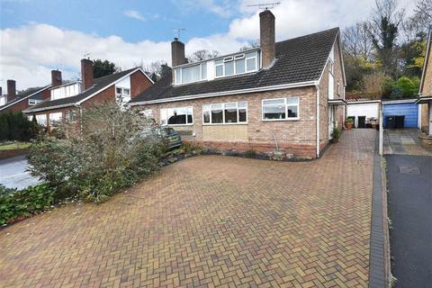 3 bedroom detached house for sale - 45, Hillside Avenue, Bridgnorth, Shropshire, WV15